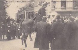 Avênement Du Roi Albert 23 Décembre 1909 (pk37854) - Fêtes, événements