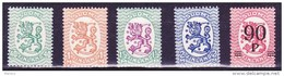 Finland Lot Definitives, Arms Of The Republic Mnh** - Finland