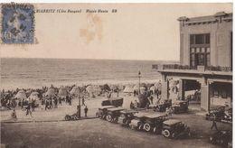 CPA 64 BIARRITZ Côte Basque Marée Haute - Biarritz