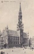 Brussel, Bruxelles Hotel De Ville (pk37866) - Monumenten, Gebouwen