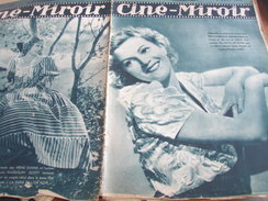ANNABELLA /DETROYAT /TINO ROSSI //CINE MIROIR - Livres, BD, Revues