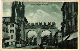 CPA VERONA Portoni Della Bra . ITALY (493740) - Verona