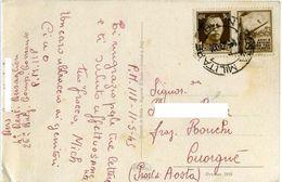 PROPAGANDA DI GUERRA  30c Su Cartolina Posta Militare 118 Illustrata G. Pagliarini  Casa Di Collina - 1900-44 Vittorio Emanuele III