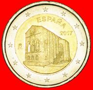 § UNESCO: SPAIN ★ 2 EURO 2017 UNC MINT LUSTER! LOW START★ NO RESERVE! - Espagne