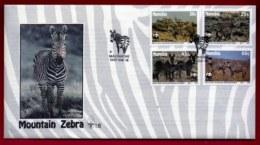 NAMIBIA, 1991, Mint FDC, Nature Conservation, MI Nr. 1.6,  F4006 - Namibië (1990- ...)