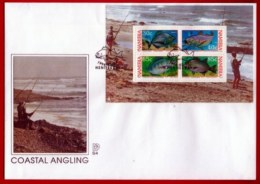 NAMIBIA, 1994, Mint FDC, Coastal Fishing, MI Nr. 2.2ms,  F4024 - Namibia (1990- ...)