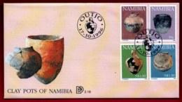 NAMIBIA, 1996, Mint FDC,  Clay Pots, MI Nr. 2.18,  F4043 - Namibia (1990- ...)