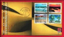NAMIBIA, 1998, Mint FDC , World Environment Day, MI Nr. 3.06  F3623 - Namibia (1990- ...)