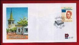 NAMIBIA, 1999, Mint FDC , Johanna Gertze, MI Nr. 3.17  F3645 - Namibië (1990- ...)