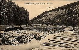 CPA Vouecourt - Le Port (277099) - France