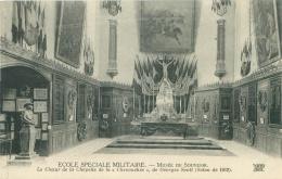 """Ecole Spéciale Militaire - Musée Du Souvenir - Le Choeur De La Chapelle De La """"Chevauchée"""" - Schools"""