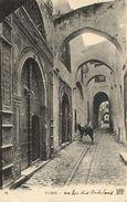 Tunisie  CPA  Une Rue Des Andalous       (176397) - Tunisie