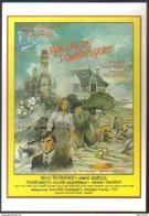Carte Postale : Mon Oncle D'Amérique (cinéma - Affiche - Film) Illustration : Enki Bilal - Posters On Cards