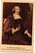 CPA BAUME-LES-MESSIEURS-Portrait De Don Jean De Watteville (263644) - Non Classés