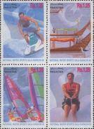 PAKISTAN MNH** STAMPS ,1995 National Water Sports Gala, Karachi - Pakistan