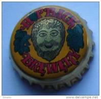 Hopback Brewery England Beer Bottle Top Crown Cap Kronkorken Capsule Tappi Chapa - Bière