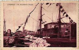 CPA LIVORNO R. Academia Navale . ITALY (467881) - Livorno