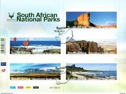 South Africa - 2017 National Parks Sheet (o) - Sukkulenten
