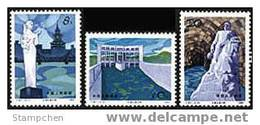 China 1984 T97 Luanhe River To Tianjin Stamps Irrigation Dam - Agriculture