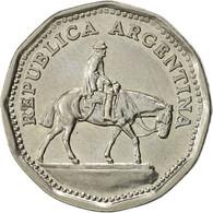 Argentine, 10 Pesos, 1964, SUP, Nickel Clad Steel, KM:60 - Argentine