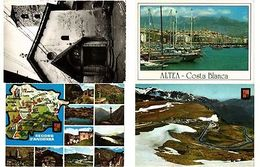 ANDORRA ANDORRE 25 Modern Postcards 1965-2007 Period ALL POSTALLY USED - Andorre