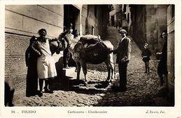 CPA Espagne Toledo - Carbonero (282431) - Ohne Zuordnung