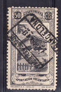 ESPAÑA 1948. MUTUALIDAD DE CORREOS. 50 Cts. HORREO. USADO. CECI 2.29 - Bienfaisance