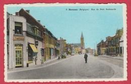 Herseaux - Rue Du Petit Audenarde ... Magasin Débit De Tabac Leseultre ... Pub ( Voir Verso ) - Moeskroen
