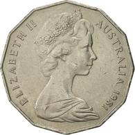 Australie, Elizabeth II, 50 Cents, 1981, SUP, Copper-nickel, KM:68 - Monnaie Décimale (1966-...)