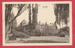 Lummen - De Burg - 1953 ( Verso Zien ) - Lummen