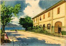 CPA VIAREGGIO Torre Del Lago Casa G. Puccini. ITALY (468327) - Viareggio