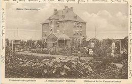 A-17-8754 : GEFANGENENLAGER FRIEDBERG I. H. KOMMANDANTUR BUILDING - Friedberg