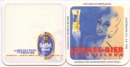 #D155-017 Viltje Gaffel 90 Mm - Sous-bocks
