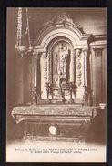 Vierge Marie,Madone,Jésus,Statue / La Meilleraye De Bretagne 44 / L'Autel De La Vierge Abbaye De Meilleray - Vierge Marie & Madones