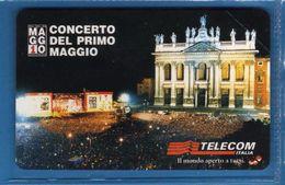 (4E) Italia** - CONCERTO Del PRIMO MAGGIO.  £ 5.000  - NUOVA.  Vedi Descrizioni - Italy
