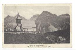 17247 - Kirche In Inner-Arosa - GR Grisons