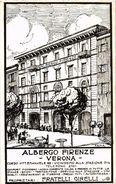 CPA VERONA Albergo Firenze. . ITALY (448760) - Firenze (Florence)