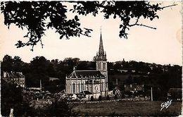 CPA   Les Tourailles (Orne) - La Basilique Et Le Mont  (356292) - Sin Clasificación
