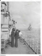 Memelland ( Memel Klaipėda ?)  Panzerschiff DEUTSCHLAND WW2 Guerre Bateau Navire - War, Military