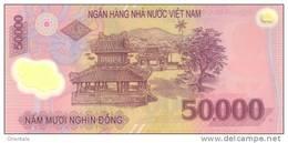 VIETNAM P. 121a 50000 D 2003 UNC - Vietnam