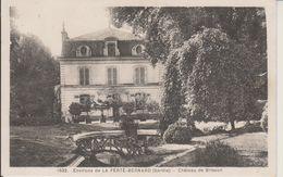 D72 - CHATEAU DE BRISSON - ENVIRONS DE LA FERTE BERNARD - Altri Comuni