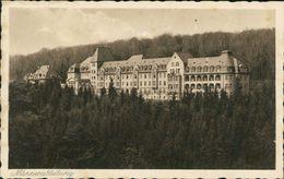 AK Leichlingen, Heilstätte Roderbirken, Männerabteilung, O 1937, Fleckig (14218) - Autres