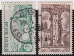 France   .    Yvert      .      301/302     .         O   .         Oblitéré - Frankrijk