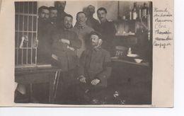 Grande Guerre - Bureau De Postes - Vaguemestre - Facteurs - A Identifier
