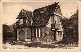 CPA Stella-Plage-Villa Margolaine (267847) - France