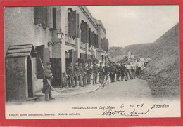 CPA: Pays-Bas - Naarden - Infanterie Kazerne - Oud Molen - - Naarden