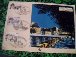 Europe 1er Jour D Emission Homage A  Georges Simenon Edition Commune France Suisse Belgique Annee 1994 - Autres - Europe