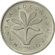 Hongrie, 2 Forint, 1994, Budapest, SUP, Copper-nickel, KM:693 - Hongrie