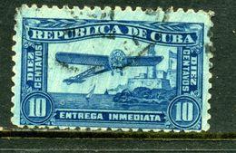 Cuba 1914 Y&T PA 4 ° - Poste Aérienne
