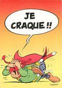 SÉRIE ASTERIX - édition Albert  René/Goscinny-uderzo;lot De 4 Cartes. - Comicfiguren